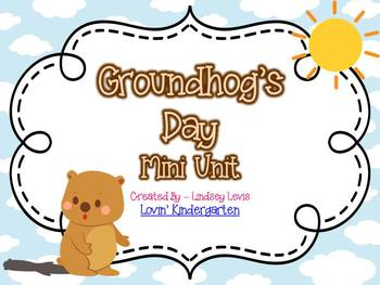 Groundhog's Day *Freebie*