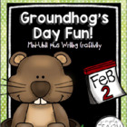 Groundhog&#039;s Day Fun! Math &amp; Literacy Activities
