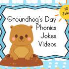 Groundhog&#039;s Day Phonics Jokes