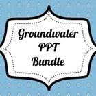 Groundwater PPT Bundle