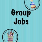 Group Jobs Cards