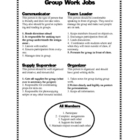 Group Work Cooperative Collaborative Work Jobs
