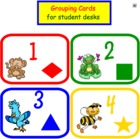 Grouping Team Cards for Student Desktops