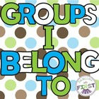 Groups I belong to