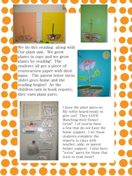 Grow a Plant by Reading!
