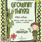 Growin&#039; Things-A Unit on Plants