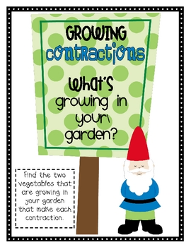 Growing Contractions in Your Garden