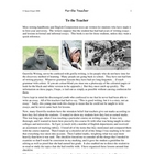 Guerrilla Writing Basic Essays For the Teacher 1
