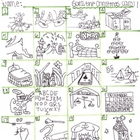 Guess The Christmas Carol Brain Teaser pictogram