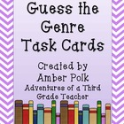 Guess The Genre Task Cards