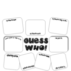 Guess Who! Activity