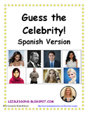 Guess the Celebrity! Spanish Version