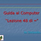 Guida al Computer: Lezione 48 - Il 1^ Avvio - Il B.I.O.S. Parte 8