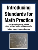 Guide to Introducing Standards for Math Practice to Your S