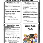 Guided Math Cards