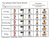 Guided Math Checklist