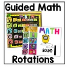 Guided Math Rotation Board