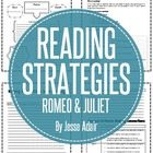 Guided Reading 101: Anticipation Guide Romeo and Juliet Sh