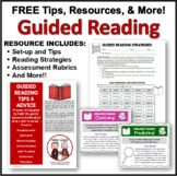 FREE Guided Reading Activities and Worksheets Introduction