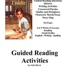 Guided Reading Activities for Lyddie, a Novel by Katherine
