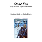 Guided Reading Activities for Stone Fox