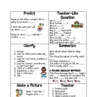 Guided Reading Choice Chart