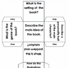 Guided Reading Cube