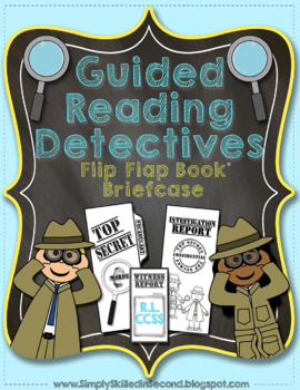 Guided Reading Detectives - CC Aligned