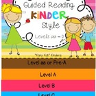 Guided Reading Flip Book