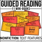 Guided Reading Gurus: Nonfiction Text Feature Printable Mi