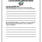 Guided Reading Packet - Fiction