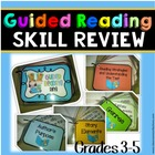 Guided Reading Ring Resource for Grades 3-5 {Topics for an