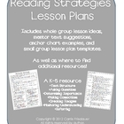 Guided Reading Small and Whole Group Reading Strategies Le