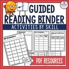 Guided Reading:  Strategies and Printables for Before, Dur