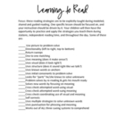 Guidede Reading Notebook Resources
