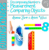 Guiding Kinders:  Math Workshop Unit 2 { Common Core Aligned }