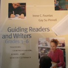 Guiding Readers and Writers (Grades 3-6): Teaching, Compre