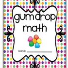 Gum Drop Math Packet