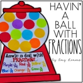 Gumball Machine Craftivity