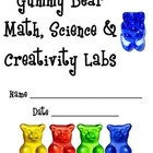 Gummy Bear Math, Science & Creativity Labs