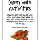 Gummy Worm Activity Collection