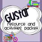 Gustar Activities and Resource Packet