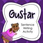 Gustar Sentence Writing Center Activities