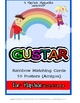Gustar Spanish Verb Matching Cards &amp; Posters