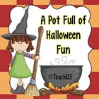 HALLOWEEN - A pot full of fun
