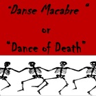 HALLOWEEN: Danse Macabre Listening Worksheets Grades 5-7