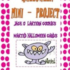 HALLOWEEN MINI PROJECT