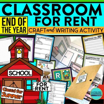 HAUNTED HOUSE FOR SALE - DESCRIPTIVE WRITING PROJECT