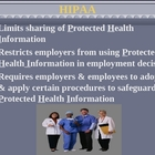 HIPAA Privacy Policies in Healthcare