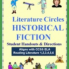 HISTORICAL FICTION Literature Circles and Coop.Learn.Resp.